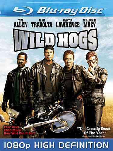 WILD HOGS BY ALLEN,TIM (Blu-Ray)